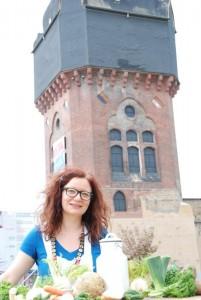 Talley v. Wasserturm, hohe Auflösung